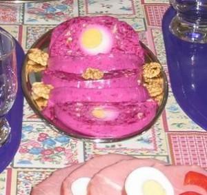 tojásos célakocsonya
