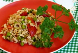 rizs saláta 1